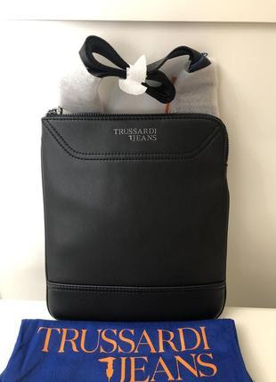 615fba67c7a2 Мужские сумки Trussardi 2019 - купить недорого мужские вещи в ...