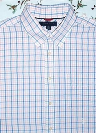 e431fa76206 Мужские рубашки Tommy Hilfiger 2019 - купить недорого мужские вещи в ...