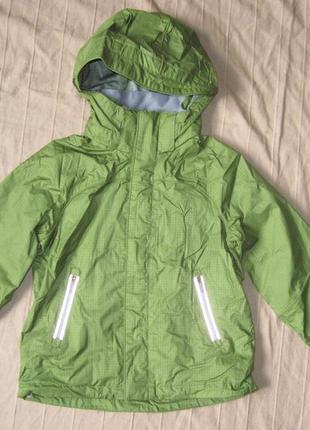 H&m (110) куртка ветровка детская
