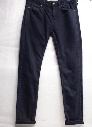 Джинсы мужские topman stretch skinny размер  w30r состояние отличное, мин светлее швы1 фото