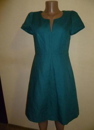 Супер платье котон+лён
