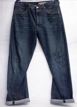 Джинсы мужские levis engineered jeance размер w36l34 состояние хорошее, мин слееды носки