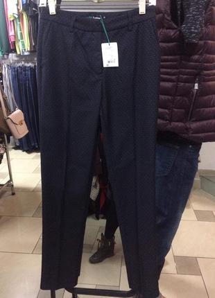 Befree класические брюки в горошек