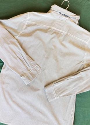 Стильная рубашка в полоску musto2 фото