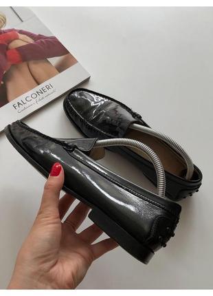 Мокасины туфли лоферы tods pp 40