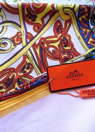 435c20c9c9f2 Платки Hermes, женские 2019 - купить недорого вещи в интернет ...
