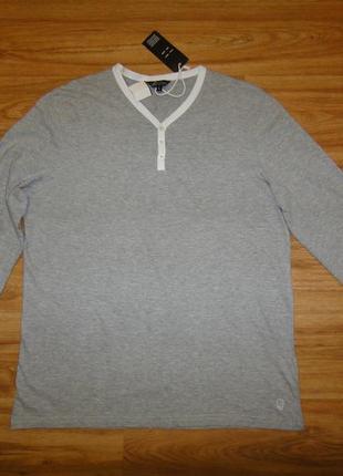Мужской реглан, футболка с длинным рукавом mainstream