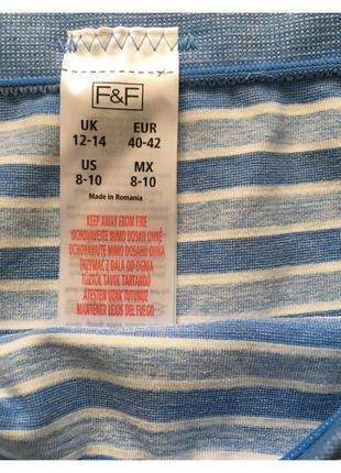 Новые фирменные стрейч трусики шортиками от f&f3 фото