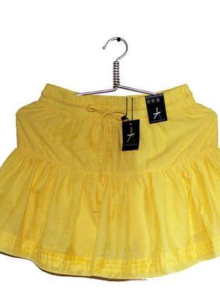 Atmosphere. расклешенная юбка с резинкой на талии. на наш размер 46.