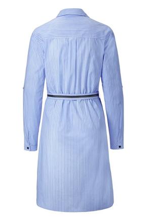 Обалденное платье, 100% био-хлопок, tchibo, размеры 42,44,46 евро)4 фото