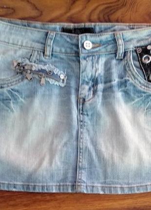 Мини юбка victoria beckham