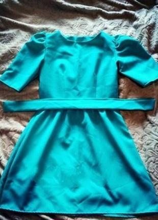 Милое платье куколка 44-46р.