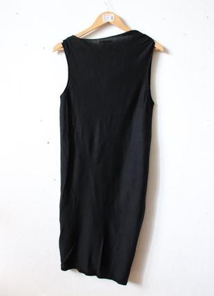 Платье шелк  massimo dutti5 фото