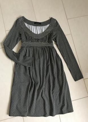 Платье стильное модное дорогой бренд twin-set размер s