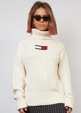 Винтажный свитерок в стиле 90-х