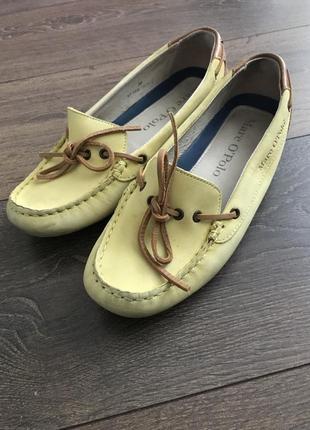 Очень крутые кожаные мокасины(туфли)