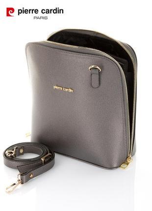 Женская сумка pierre cardin2 фото