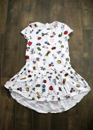 Обалденное платье to be too, на 12-13  лет. новое!