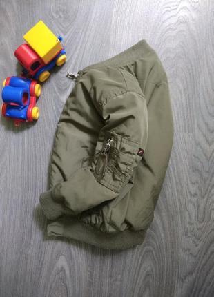 98р h&m бомбер куртка ветровка