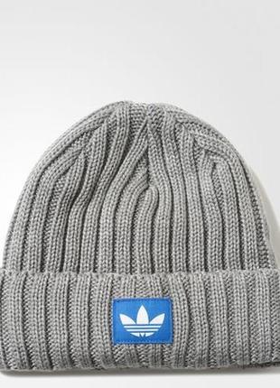 Шапка муж. adidas fm beanie trefo (арт. ay9309)