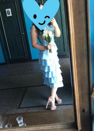 Святкова сукня 🌷