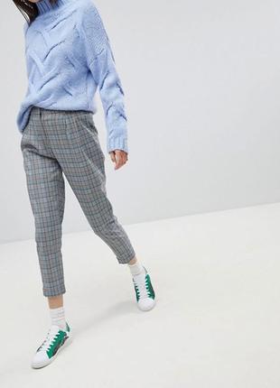 Новые брюки в клетку esprit