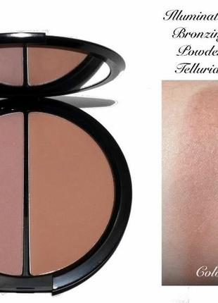 Бронзер и скульптор bobbi brown 16г лимитка
