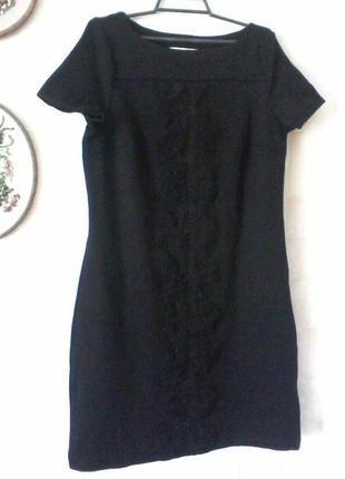 Платье офисное от boden, cotton, разм. 46