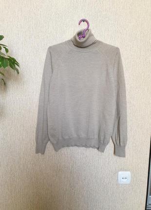 Нежный, лёгкий, качественный свитер, джемпер от marks&spencer