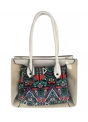 Женская сумка из экокожи johny&johny hj1209