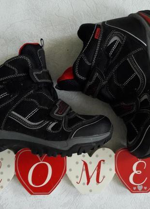 Зимние ботинки от cortina