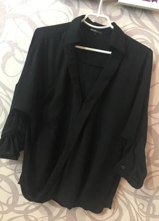 Шикарная блуза !! крутой фасон
