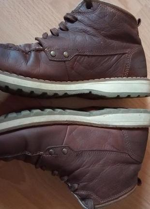 Кожаные ботинки,полуботинки,кросовки,полусапоги,шикарный бренд от dockers5 фото