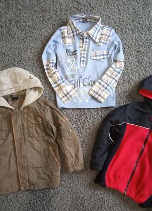 Фірмовий одяг для хлопчика