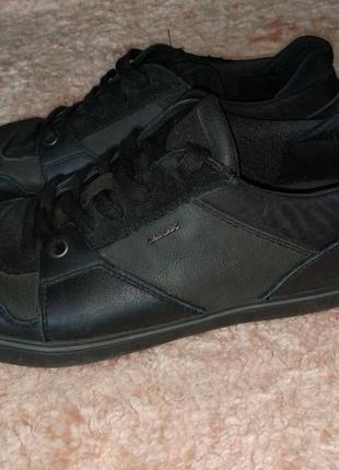 7cdee2bdc02c5 Кожаные мужские кроссовки 2019 - купить недорого мужские вещи в ...