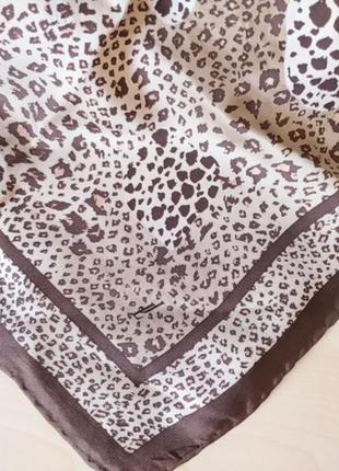 Liu  jo шелковый шейный платок