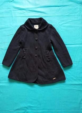 Пальто на девочку mayoral