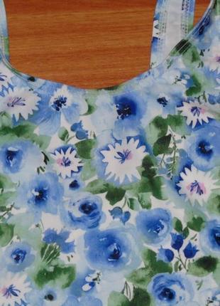 Купальник next,некст с цветами,5-6 лет, 1163 фото