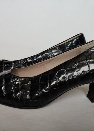 Туфли gabor. стелька 24cm