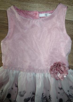 Красивенное платье на красотку3 фото