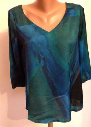Фирменная легкая блузка. /m/ brend mexx