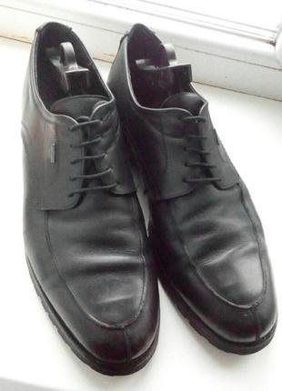 Кожаные туфли,туфлі,броги,ботинки от lloyd