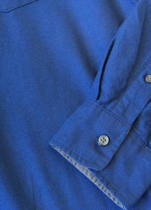 Новая шикарная рубашка длинный рукав next размер s-m6 фото