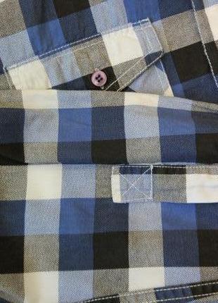 Новая рубашка в клетку urban spirit размер xs-s7 фото
