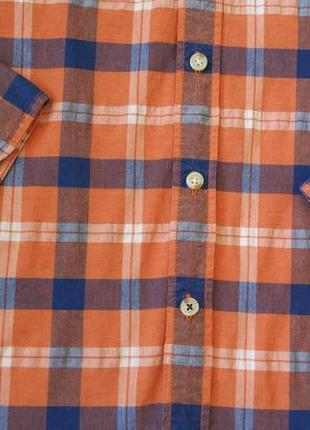Бомбезная рубашка в клетку hollister размер xs-s5 фото