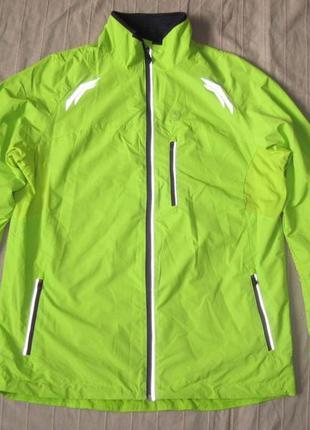 Tcm active (l) спортивная беговая куртка ветровка мужская