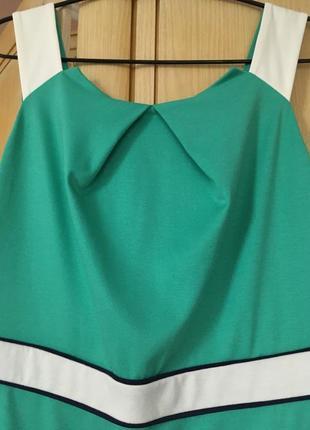 Новое трикотажное платье 484 фото