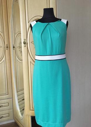Новое трикотажное платье 486 фото