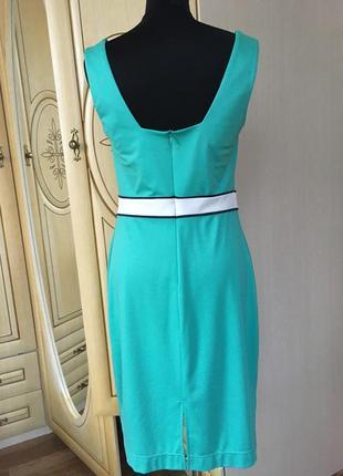 Новое трикотажное платье 488 фото