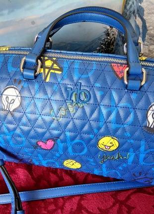 Стильная и яркая сумка из италии!
